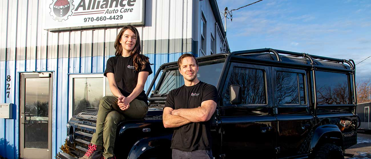 Alliance Auto Care Mechanics in Loveland