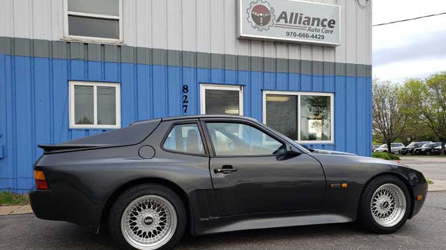 Alliance Auto Care Mechanic